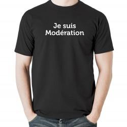 Tshirt Je suis modération
